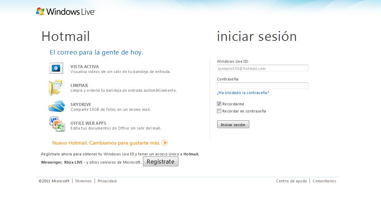 Hotmailcom-iniciarsesioncom syakirurahmanblogspotin