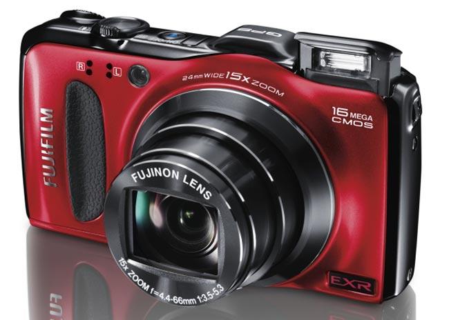 Finepix F600 EXR