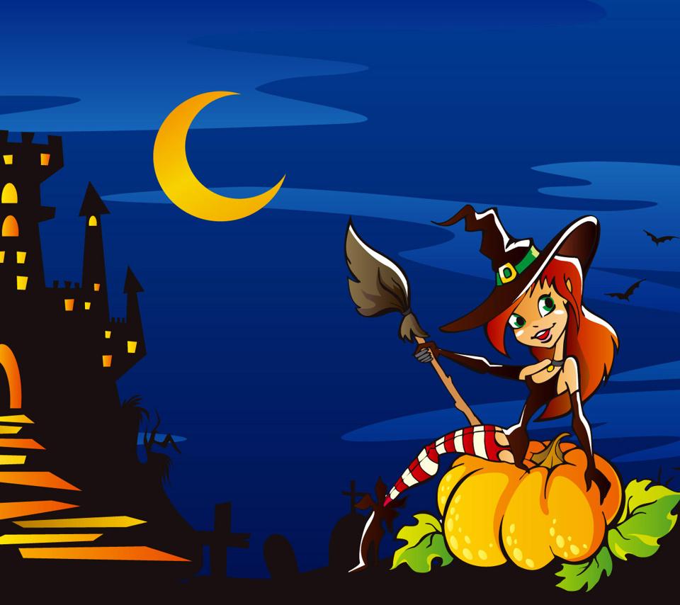 Fondo Android Halloween 3
