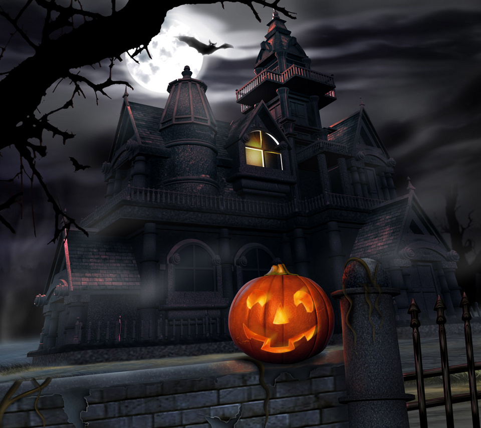 Fondo Android Halloween 9