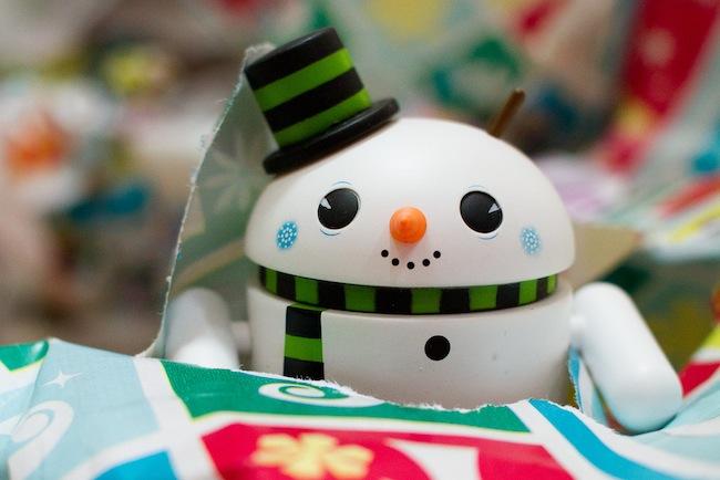 android feliz navidad