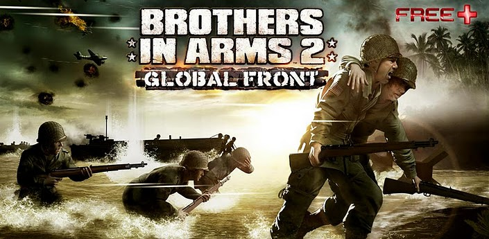 brothers in arms 2 android