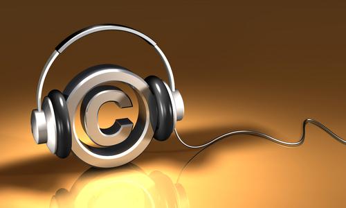 copyright musica