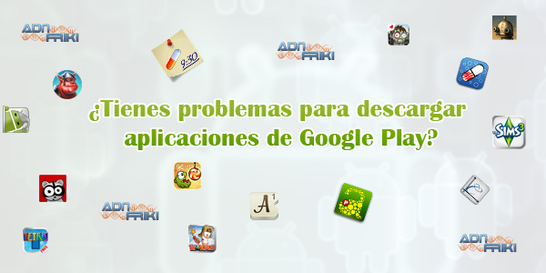 problemas apps android