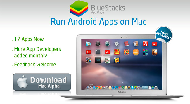 bluestacks en mac