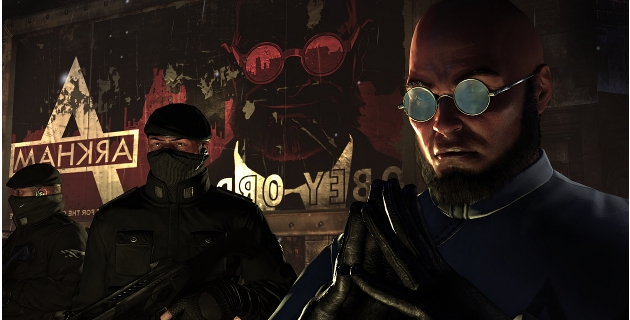 Hugo Strange batman arkham city