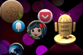 mejores apps android 2012