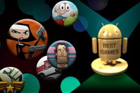 mejores juegos android 2012