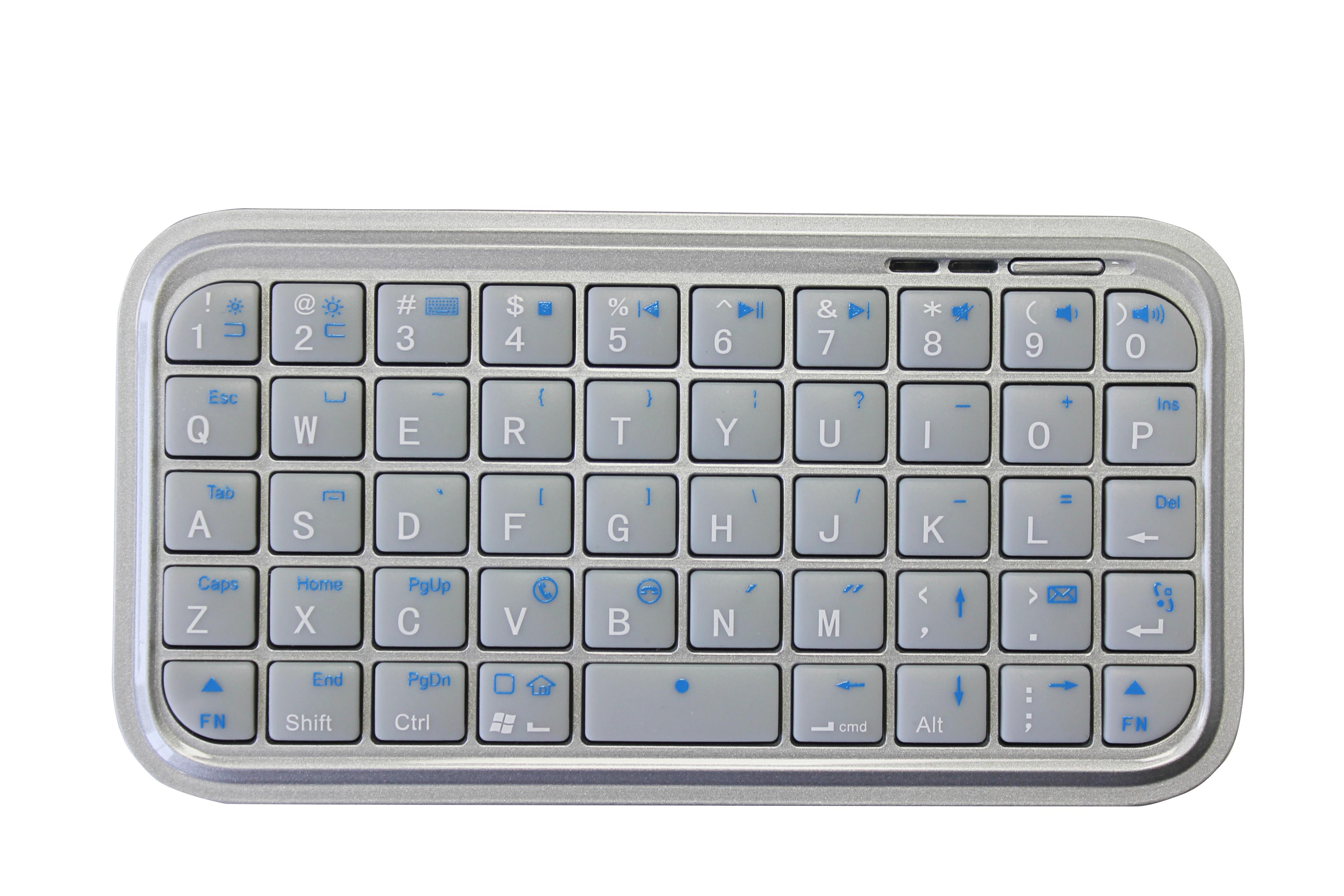 teclado bluetooth optilus