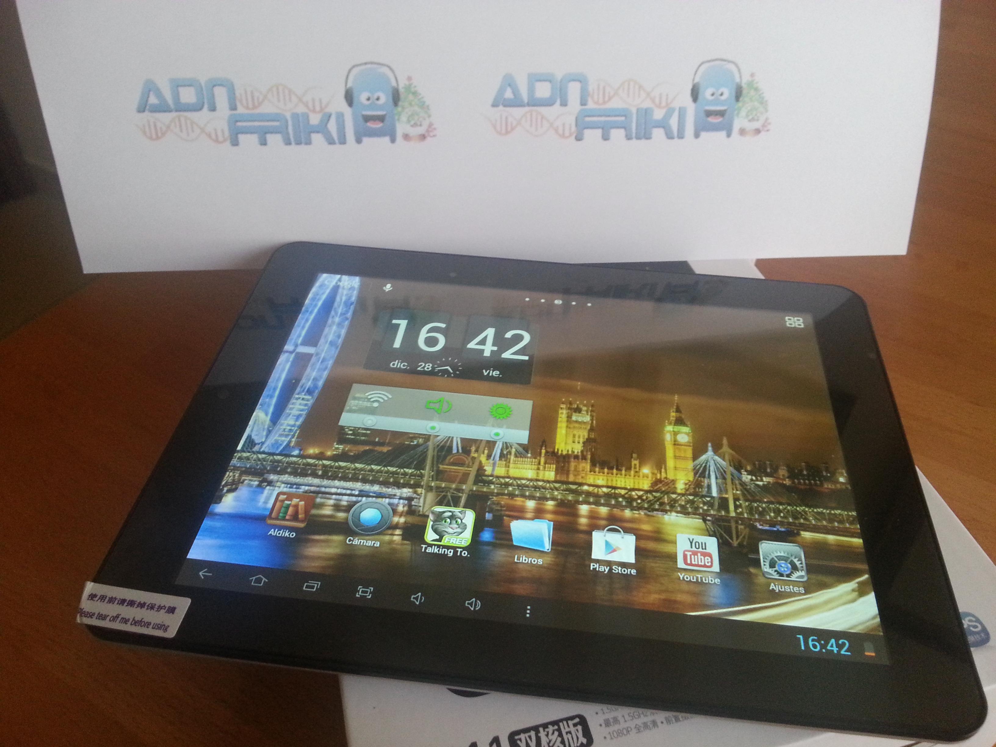 tablet onda V811