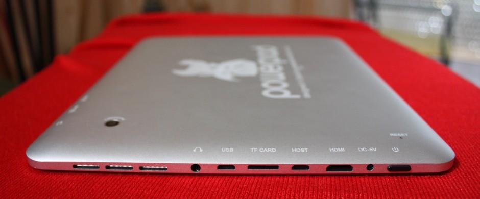 powerpad conexiones