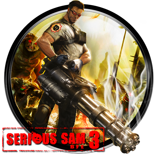 serious sam 3 bfe png icon