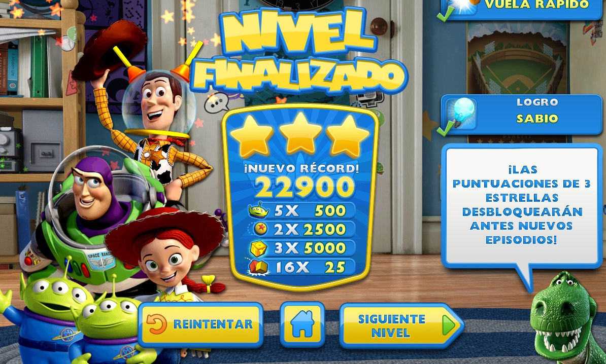 toy story juego android