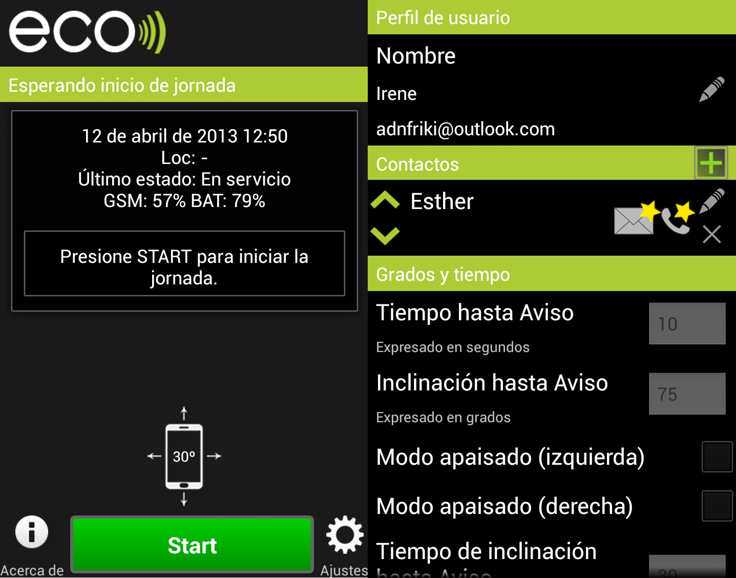 ECO Android