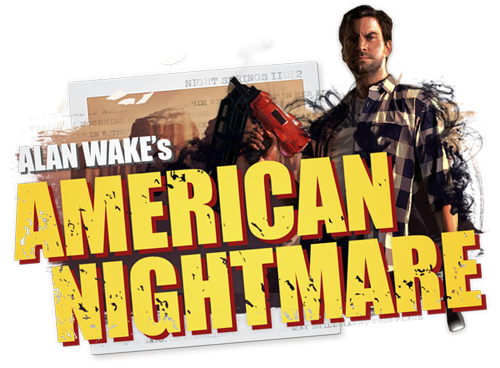 alan wake american nightmare png