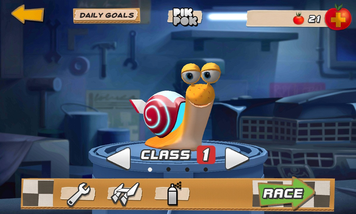 juego android pelicula turbo