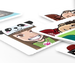 avatar face your manga