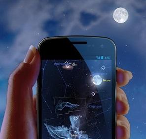 mapa estelar android