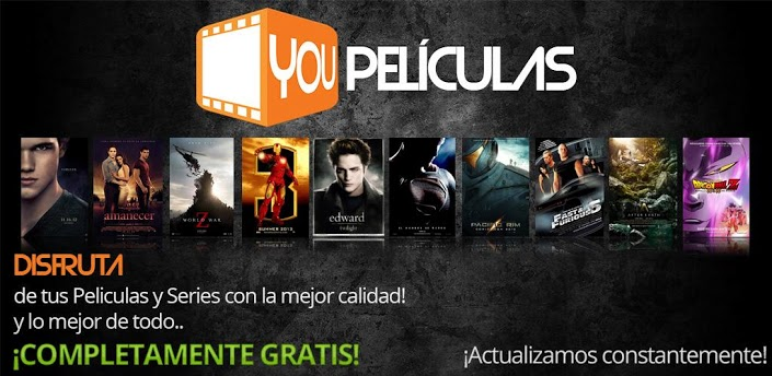 you peliculas android