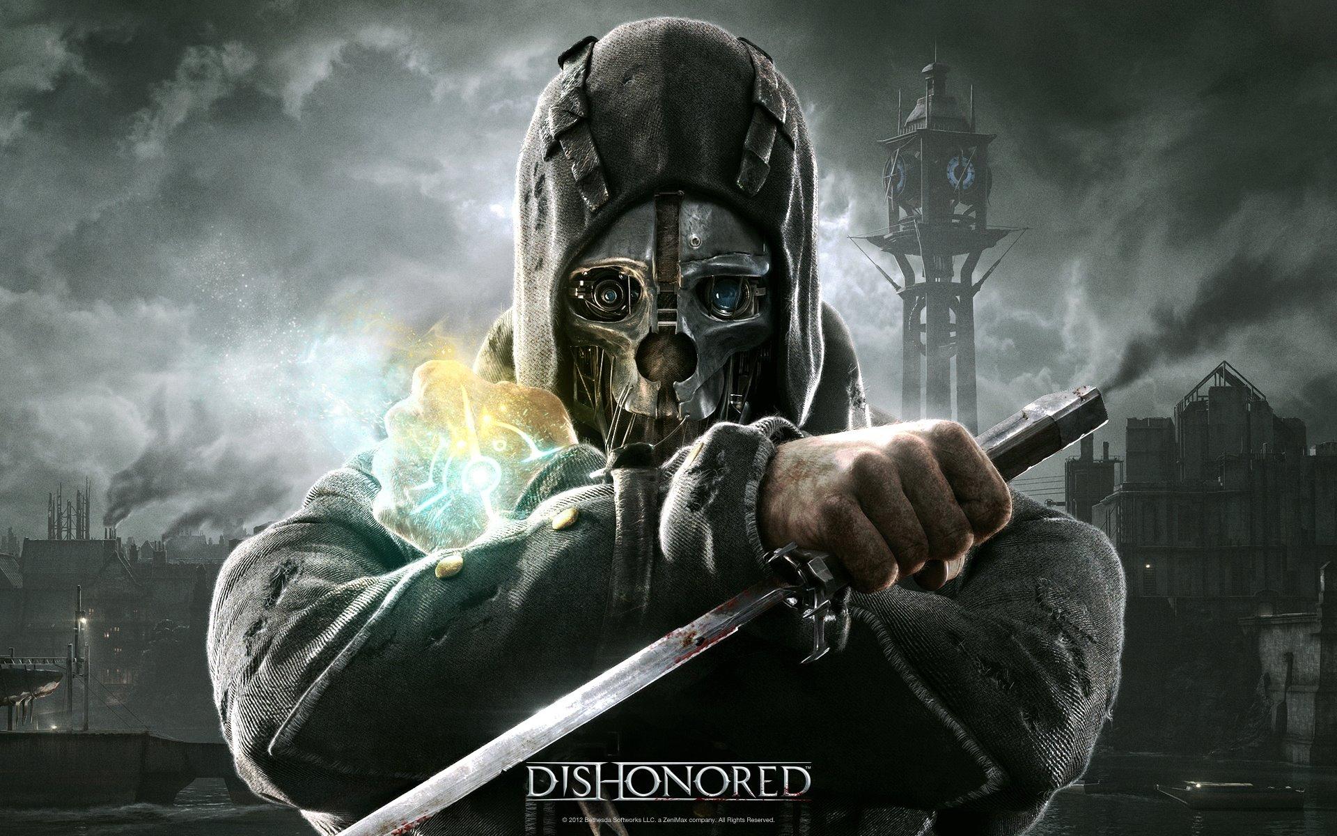 dishonored juego