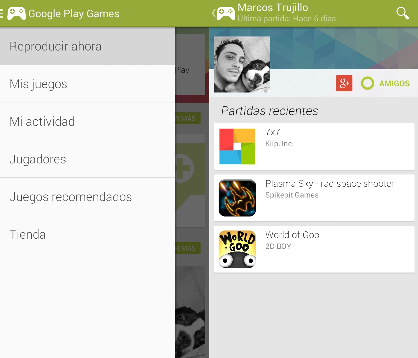 google play games jugadores