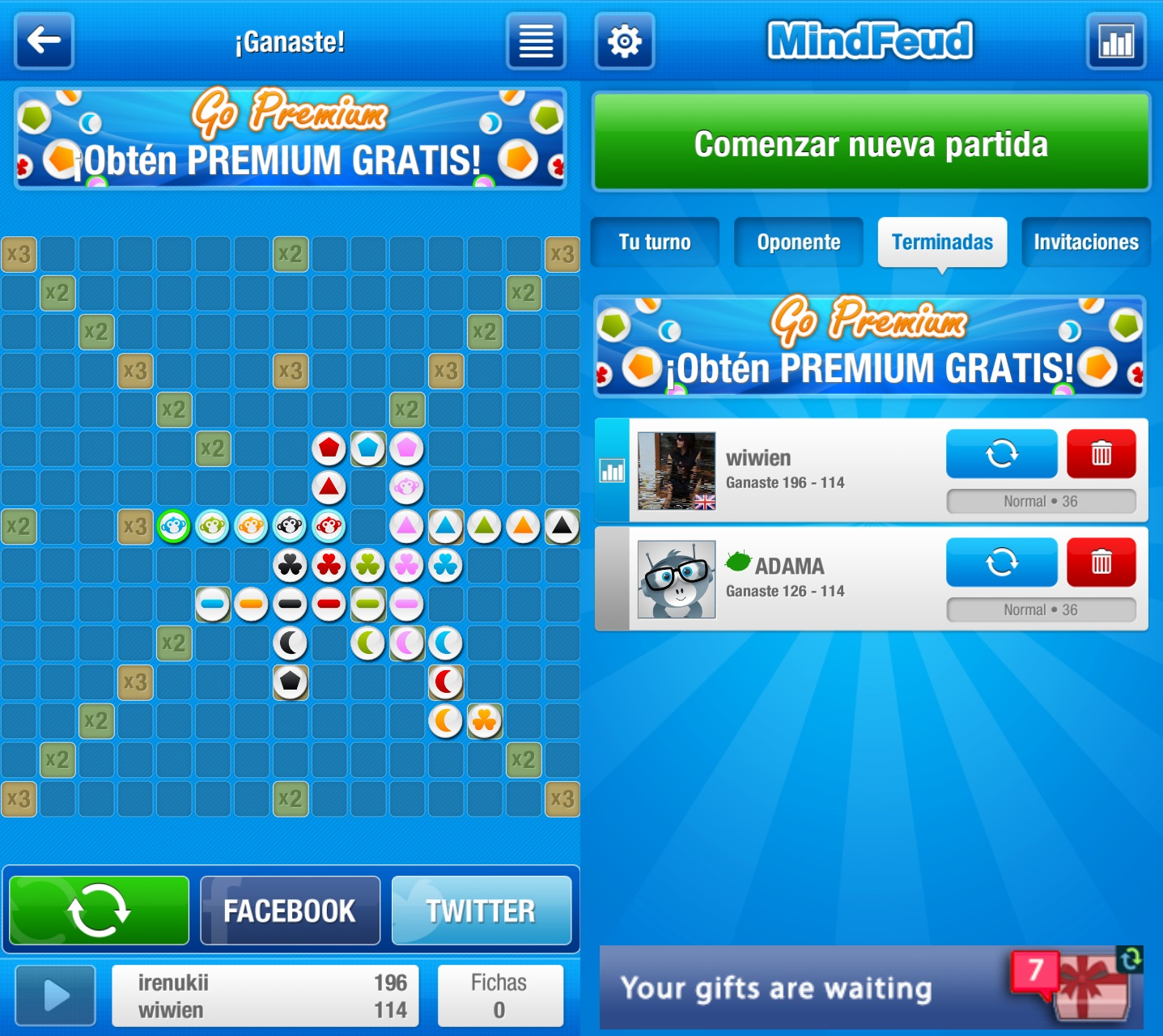 mind feud para android
