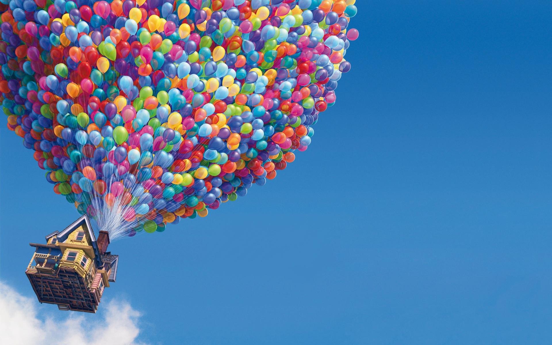wallpaper up pixar film
