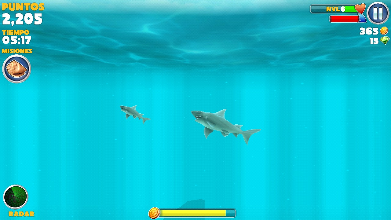 hungry shark evolution android