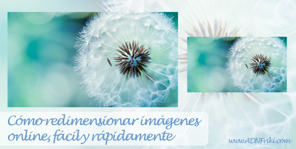 redimensionar imagenes online