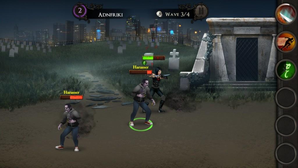 juego cazadores de sombras para android