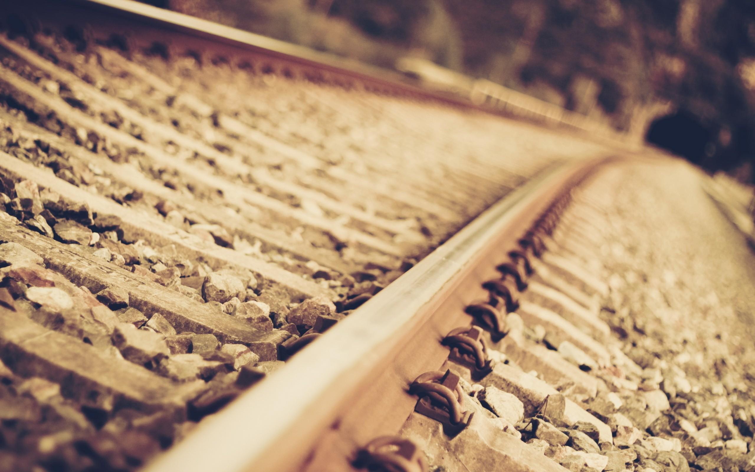 Fondos Vías de ferrocarril (Railroad Tracks) ADNFriki (1)