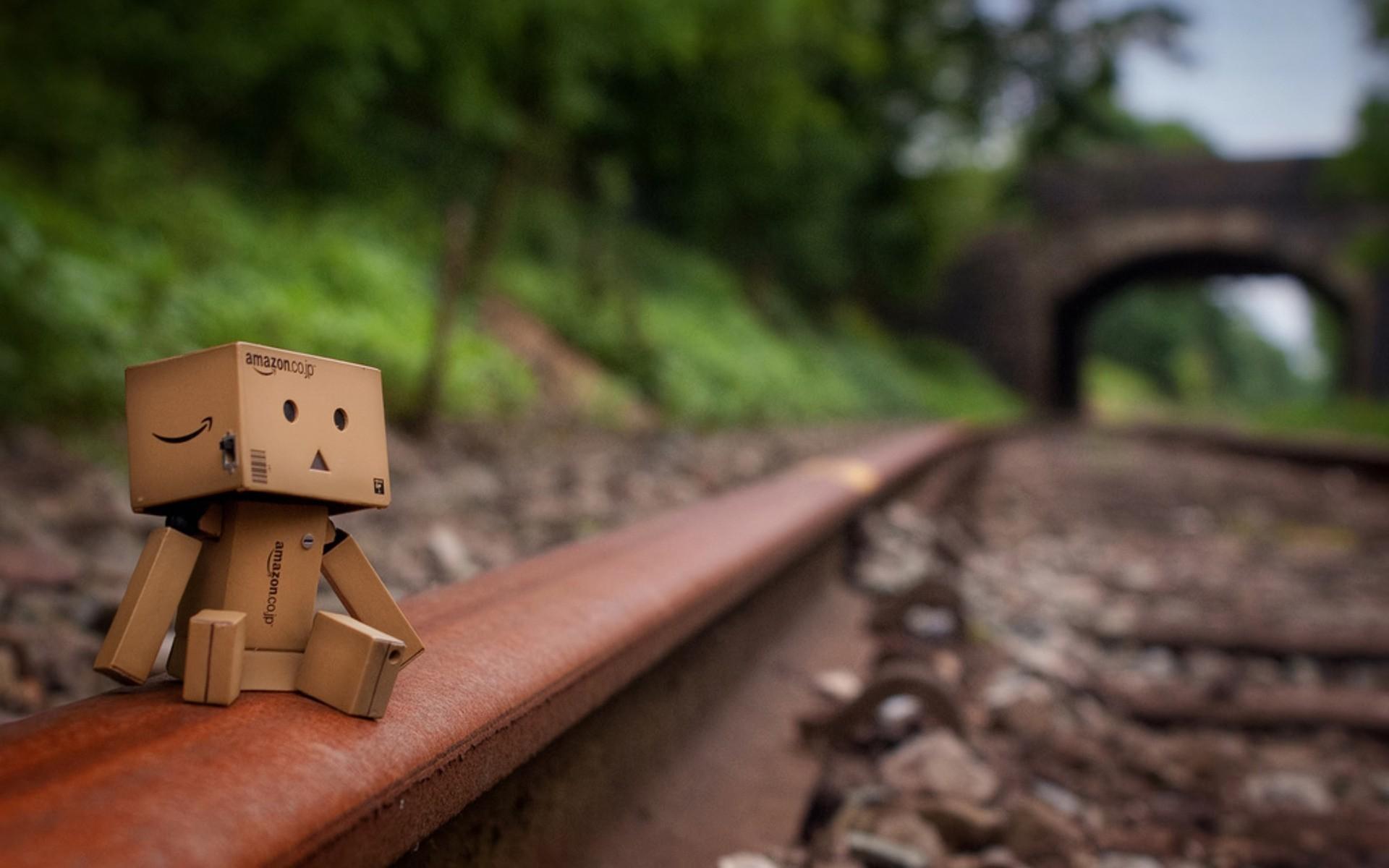 Fondos Vías de ferrocarril (Railroad Tracks) ADNFriki (8)