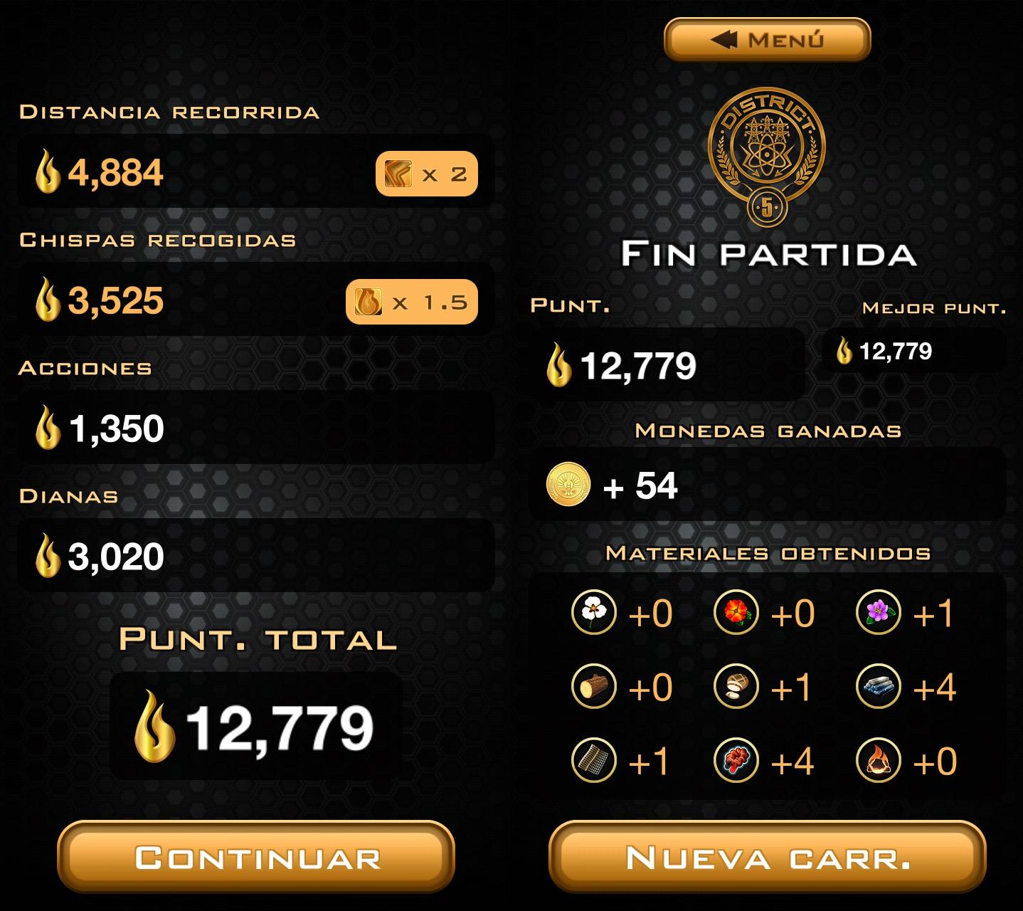 Hunger Games Panem Run Game