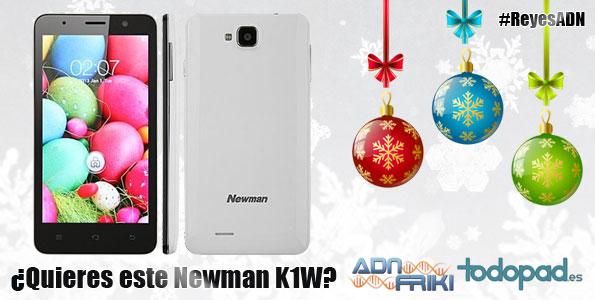 Sorteo-Newman-K1W-ReyesADN