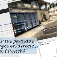 Streaming videojuegos twitch