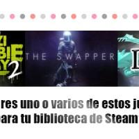juegos steam sorteo marzo