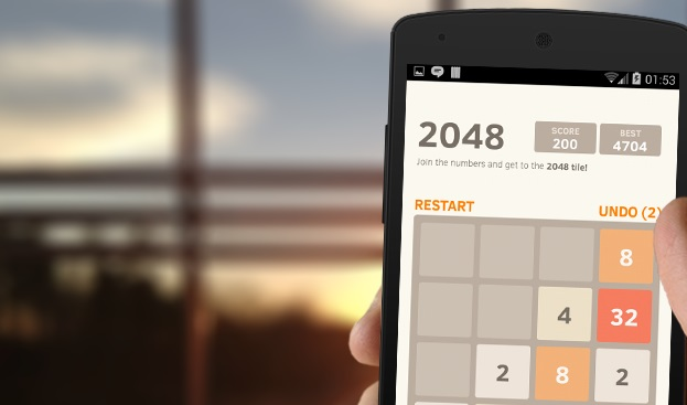 2048 Android