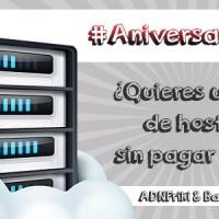 AniversarioADN 2014 Hosting