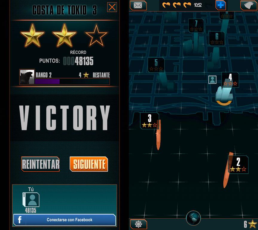 Godzilla-Smash3-Juego-Android
