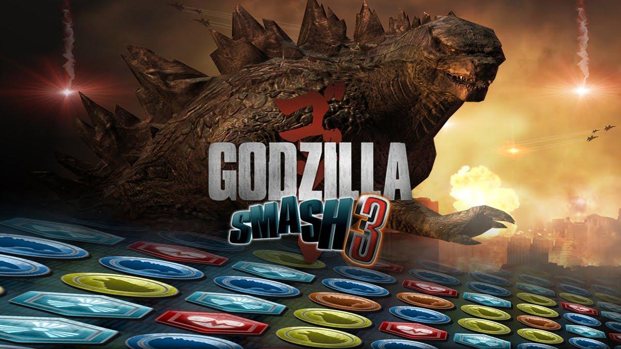 Godzilla Smash3