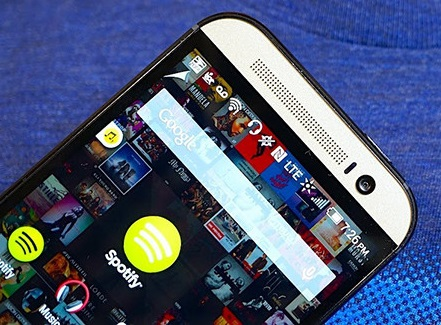 sonido smartphone