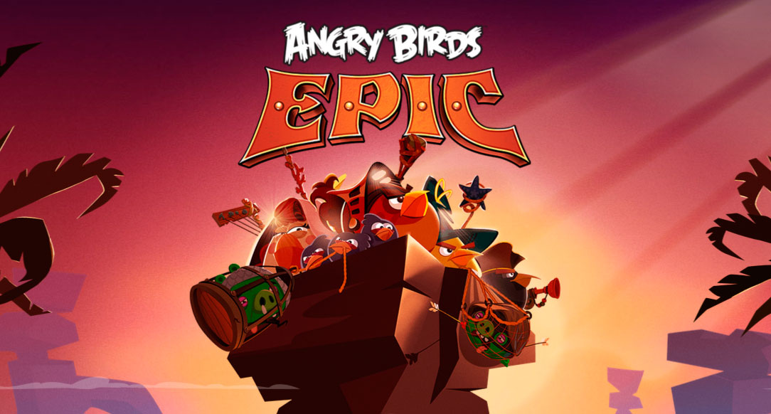 Angry Birds Epic  Los ...