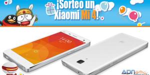 Sorteo ADNFriki Xiaomi Mi 4