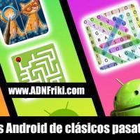 Pasatiempos-Juegos-Android