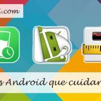 apps android salud y bienestar