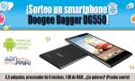sorteo Doogee Dagger DG550