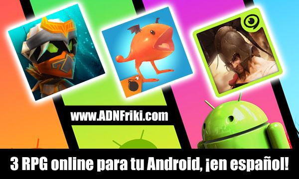 RPG-online-español-Android