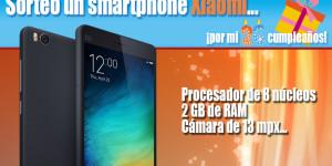 Sorteo Xiaomi Mi4i
