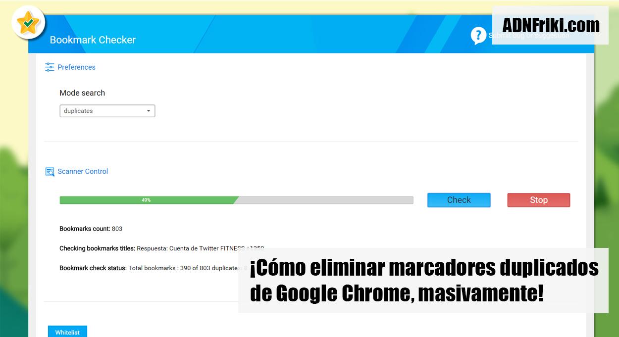 Eliminar-Marcadores-Duplicados-Google-Chrome-Tutorial