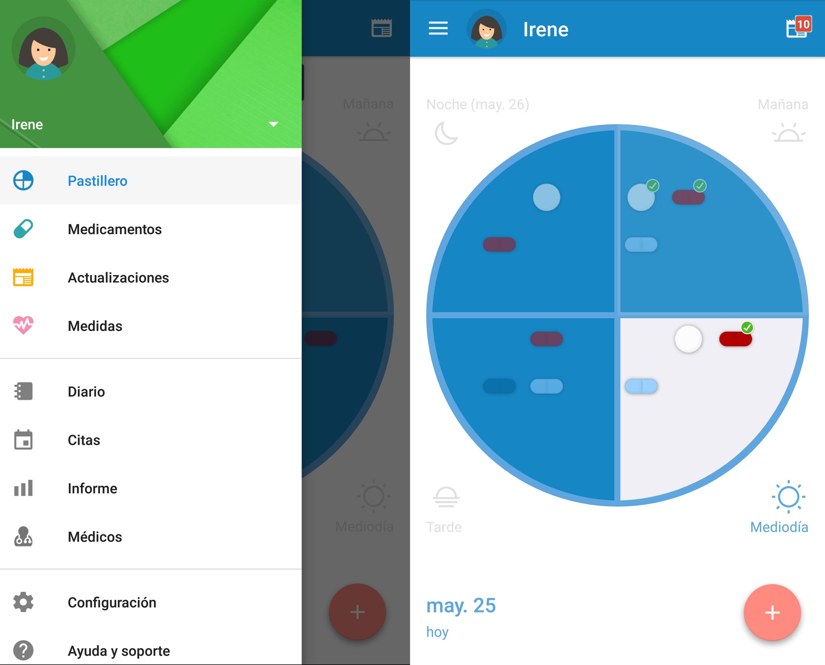 Medisafe-Control-Medicinas-Android